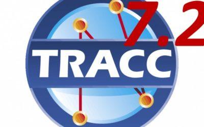 TRACC Planning versie 7.2 staat voor u klaar !