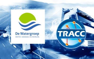 De Watergroep gaat aan de slag met TRACC Planning