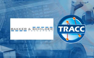Bakker & Schilder Transport live met TRACC Planning